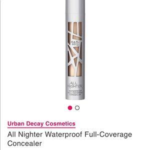 Urban decay all nighter waterproof concealer